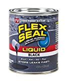 rubberized spray coating - Flex Seal Liquid Large 16 Ounce (Black)