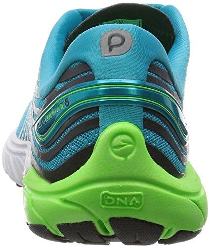 Brooks Ladies Purecadence 5 Running Shoes Multicolore (blu / Nero / Bianco)