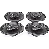 2007-2011 Toyota Camry Complete Premium Factory Replacement Speaker Package by Skar Audio