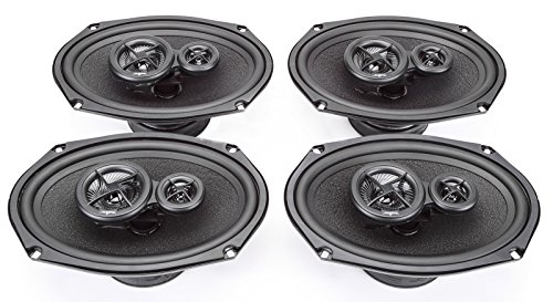 2007-2014 Dodge Avenger Complete Premium Factory Replacement Speaker Package by Skar - Factory Speaker Replacement