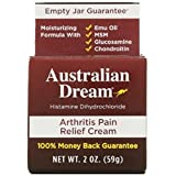 Australian Dream Arthritis Pain Relief Cream, 2 Ounce