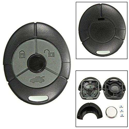 GOZAR 3 Bnt Alarme Télécommande Porte-Clé Jetons Kit Pour Mgb Mg Rover Tf Zr Zs Zr Zt Etc. Rf