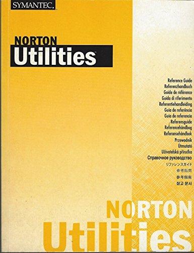 NORTON UTILITIES, FOR MACINTOSH REFERENCE GUIDE, SYMANTEC, FOR MACINTOSH, VERSION 5.0