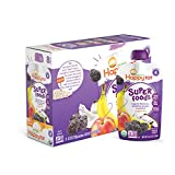 Happy Tot Organic Super Foods, Bananas, Peaches, Prunes & Coconut + Super Chia, 4.22 Ounce (Pack of 16)