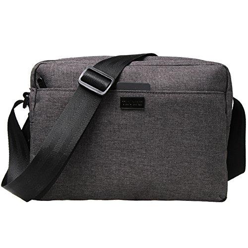 Tinyat T508 Shoulder Messenger Bag Business Bag Crossbody Pu