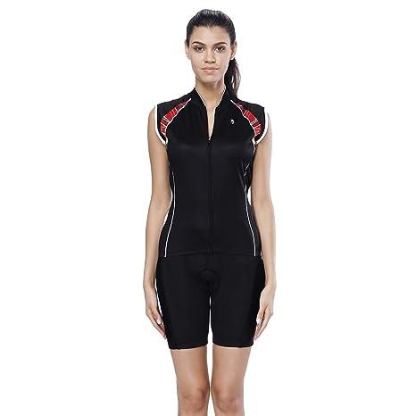 YGBH Jersey de Ciclismo Traje de Mujer Traje de triatlón MTB ...