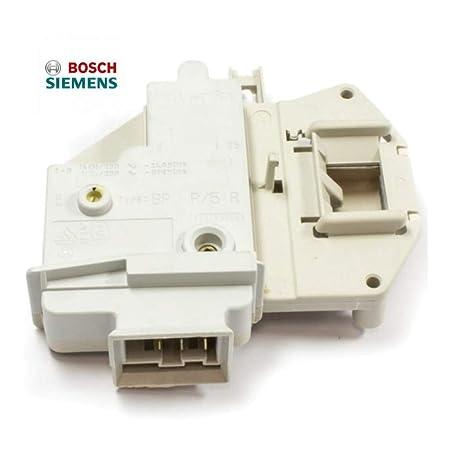 Tope para puerta de lavadora Bosch Siemens Siwamat Pratica: Amazon ...