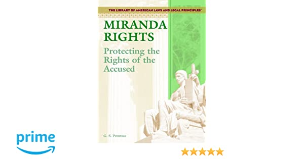 photograph relating to Miranda Warning Card Printable named : Miranda Legal rights: Preserving The Legal rights Of The