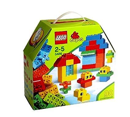 Amazon.com: LEGO Duplo divertido Duplo ladrillos – 5486 ...