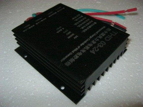 Ten-high 100W 200W 300W DC input 24V Portable Wind charge (Input Output Controller)