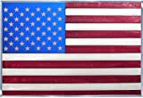 American Flag, 20.5″ x 14″ Horizontal Stained Glass Panel Review