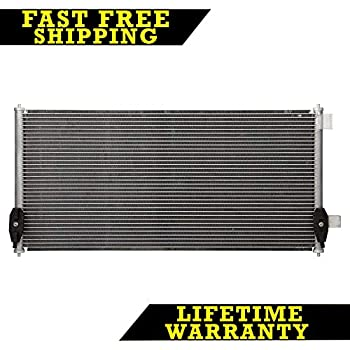 A/C Condenser For Ford Transit Connect 2.0L Fast Best Quality