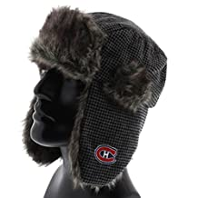NHL Montreal Canadiens Men's Trapper Hat