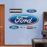great sports wall decals FATHEAD Wall Decal, Ford Oval