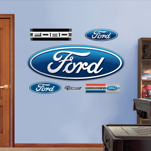 FATHEAD Wall Decal, Ford Oval