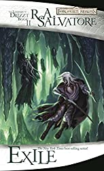 Exile: The Legend of Drizzt, Book II