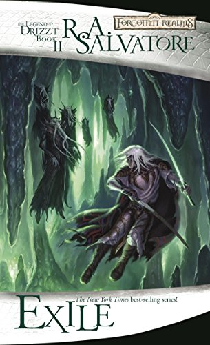 Exile: The Legend of Drizzt, Book II (Adventure Quest Best Armor)