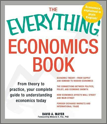 The everything economics book from theory to practice your the everything economics book from theory to practice your complete guide to understanding economics today 0045079506022 economics books amazon fandeluxe Gallery