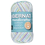 Spinrite Handicrafter Cotton Yarn, 340gm, Ombres and Prints, Lavender Ice