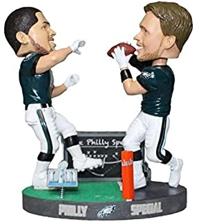 1ee16d712 Forever Collectibles Football - Philadelphia Eagles - The Philly Special   Nick Foles   Trey Burton