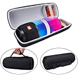 For JBL Pulse 3 Pulse3 Speaker Wireless Bluetooth Portable Hard Carrying Case Travel Bag for Plug & Cables (Gray for JBL Pulse 3)
