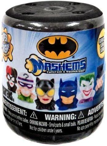 DC Batman Mash/'Ems Series 1 Batman Mash/'Ems Mystery Capsule Pack