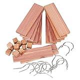Household Essentials Cedar Closet and Storage Value Pack