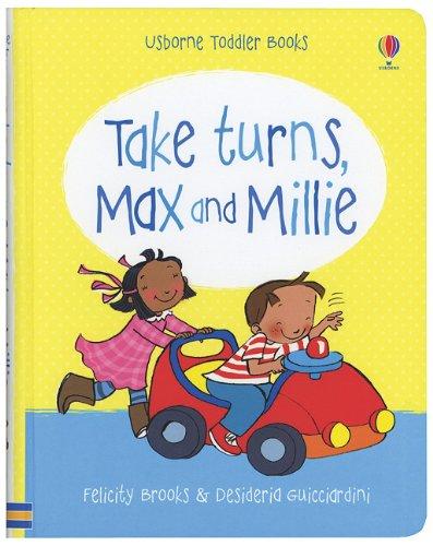 Take Turns, Max and Millie (Toddler Books)](Take Turns)
