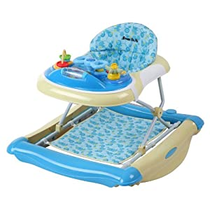 fab8a1e05 Storkcraft 3-in-1 Activity Walker and Rocker with Jumping Board ...