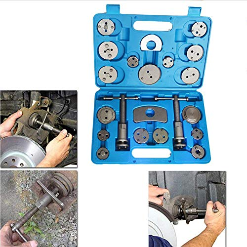 YOUNGFLY 22Pcs Disc Caliper Brake Piston Rewind Tool Kit Set Wind Back Car Auto Universal by YOUNGFLY (Image #3)