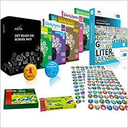 Buy Edurite Get Ready for School Pack (Bundle) for Grade 1