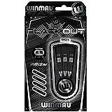 Winmau Blackout 90% Tungsten Steel-tip Darts - 26