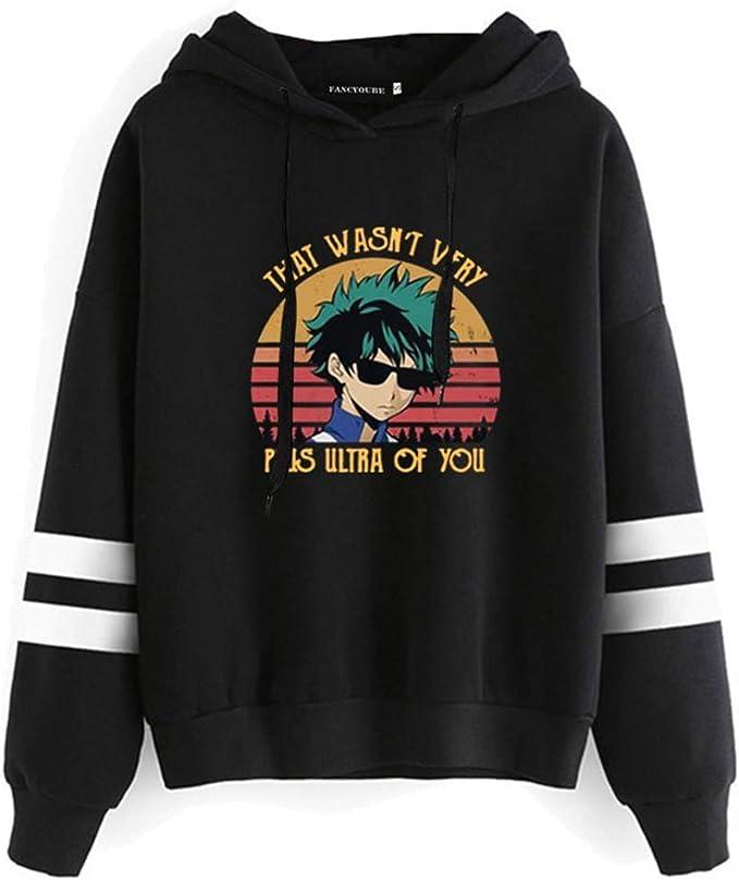 My Hero Academia Kapuzenpulli Kapuzen Kurzarm T-Shirt Shirt Hoodie Pullover
