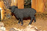 Collectible Figurine Black Sheep Animal 5'' Nativity Scene Figure - USA_Mall