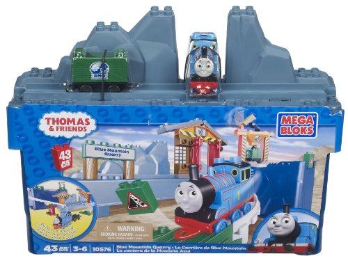 Mega Bloks Thomas & Friends - Blue Mountain Quarry