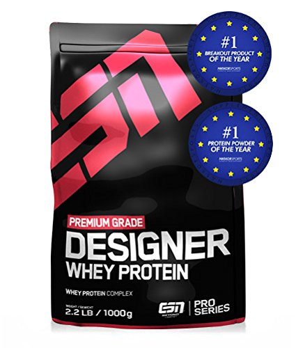 ESN Designer Whey, 1000g Standbeutel Chocolate Coconut Cream