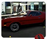 video games ford mustang ford mustang mach 1 gran turismo 5 ps3 1971 1920x1080 wallpaper mouse pad computer mousepad
