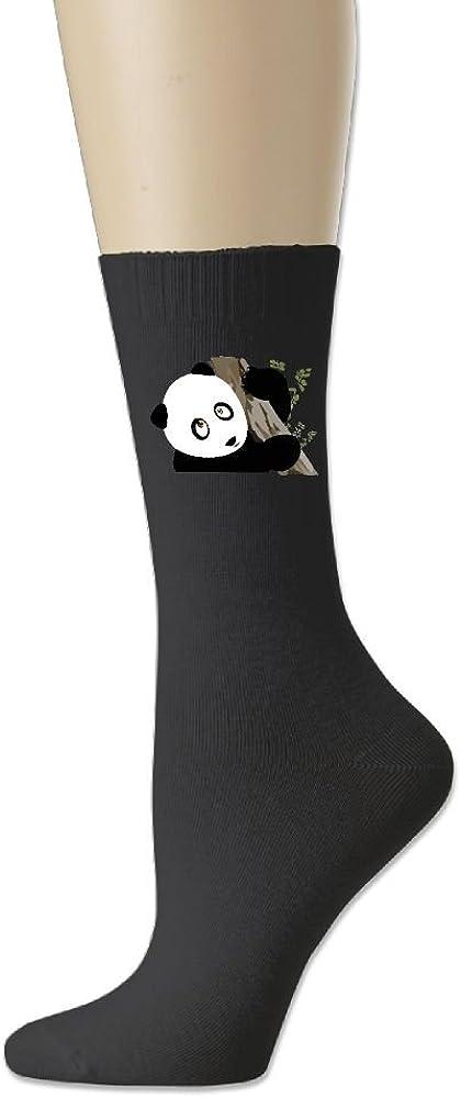 Jia Li Panda Tree Unisex Funny Novelty Casual Soft Cotton Socks