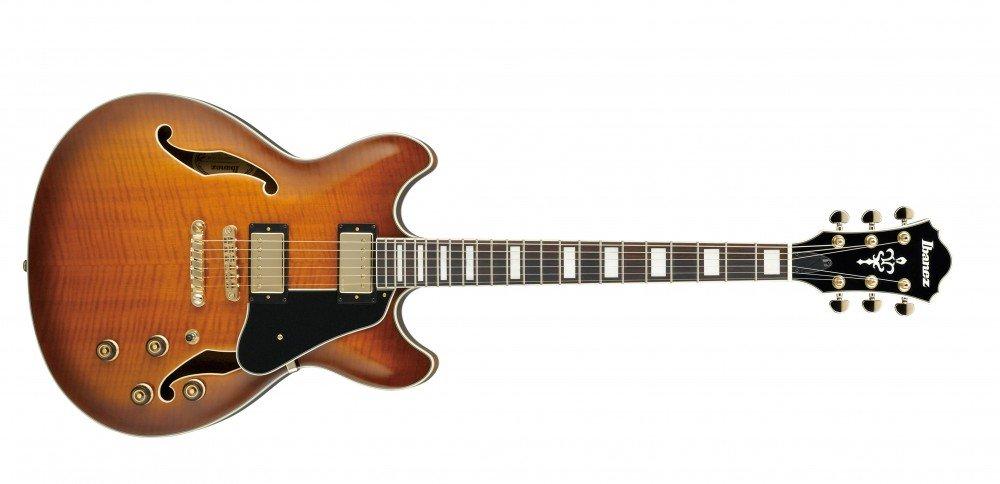 Ibanez - As93 vls guitarra eléctrica semicaja: Amazon.es: Instrumentos musicales