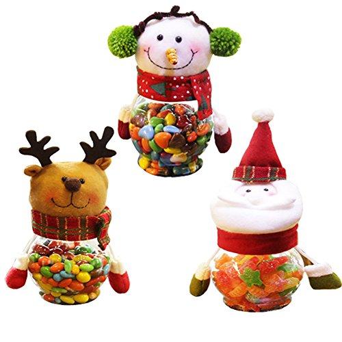 Christmas Candy Jar - 2