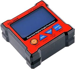 FLAMEER Inclin/ómetro Digital Medidor De Nivel Goni/ómetro Regla Del Medidor De /ángulo 200m 8