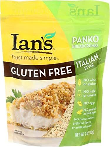 Breadcrumbs: Ian's