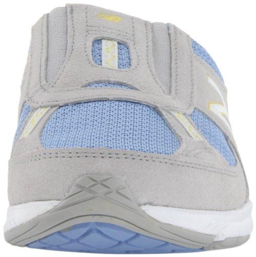 888098229981 - New Balance Women's WW520 Walking Shoe,Grey/Blue,10 B US carousel main 3