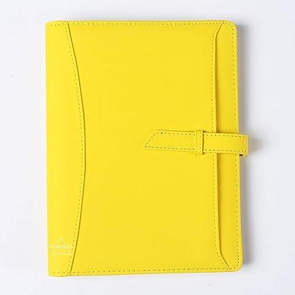 VQEWZ Cuaderno Cuaderno Espiral De Macaron, Estudiante De La ...