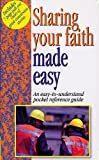 Sharing Your Faith Made Easy, Mark Water, 1565630998