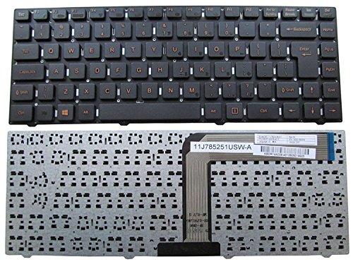 Laptop Keyboard for ACER Aspire ES1-511 ES1-512 Black US United States Edition ha For acer keyboard