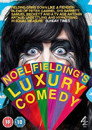 Noel Fielding's Luxury Comedy ( Noel Fielding's Luxury Comedy - Series 1 ) [ NON-USA FORMAT, PAL, Reg.2 Import - United Kingdom ]