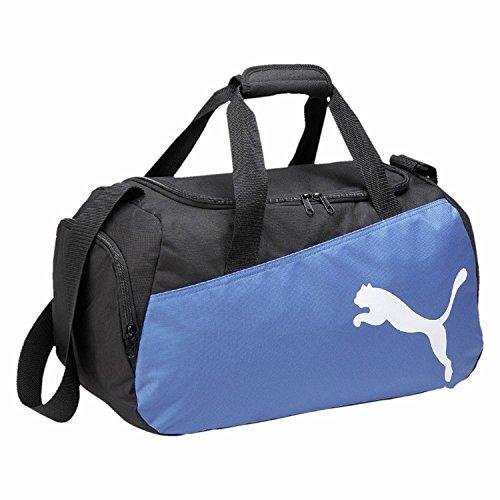 PUMA Sporttasche Pro Training Small Bag, black/royal/white, 48 x 24 x 26 cm, 30 liter, 072939 03