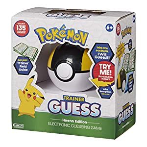 Pokemon 119109 Trainer Guess H...