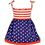 Unique Baby Girls Patriotic 4th of July Summer